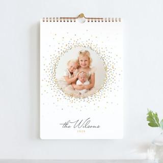 Silver & Gold Calendars
