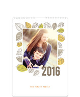 New Leaf Standard Calendars