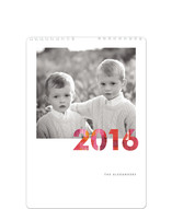 The Gallery Standard Calendars