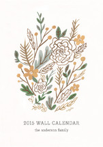 A Year of Art Standard Calendars