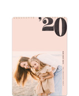Calendar Year Standard by Jennifer Lew