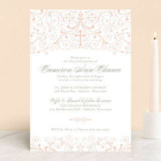 Graceful Confirmation Invitations