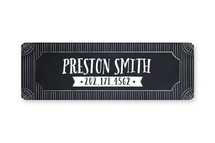 Chalkboard Name by Pace Creative Design Studio