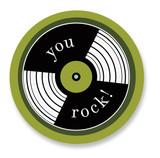 Rock n Roll by Andrea Mentzer