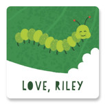 Caterpillar by Kacey Kendrick Wagner