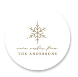 Snowflake Scatter by curiouszhi design