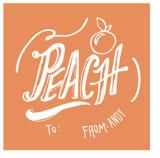 Peach by KirstenEva