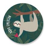 Sleepy Sloth by Joanna Griffin