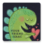 Dino-Mite Valentine by Danielle Hartgers