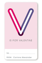 V is for Valentine by Jessica Booth