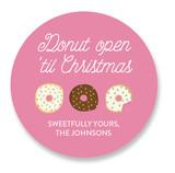 Donut Open 'Til Christm... by Pauline Pellicer