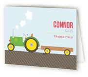 Tractor Time by Courtnie Johnson