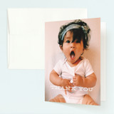 Children's Birthday Party Thank You Cards