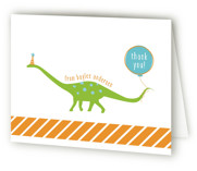 Party Like A Dinosaur by freckle fish
