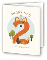 Woodland Fox by Lisa Cersovsky