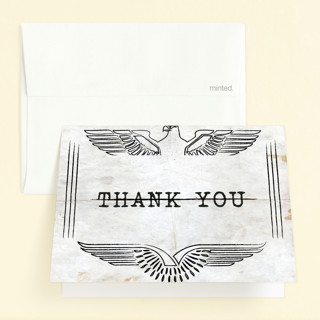 Top Secret Surprise Party Childrens Birthday Party Thank You Cards
