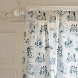 San Francisco Modern Toile
