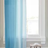 Watercolor Ombré Curtains