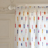 I love popsicles Curtains