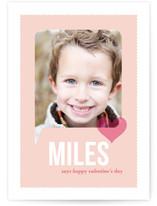 Queen of Hearts Classroom Valentine's Day Cards