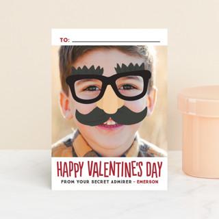 Secret Admirer Classroom Valentine's Cards