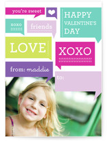 Chatter Classroom Valentine's Day Cards