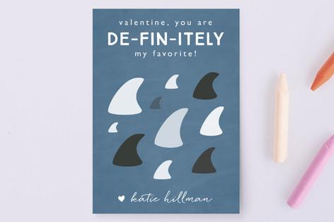 De-FIN-ately Classroom Valentine's Cards