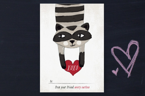 Love Bandit Classroom Valentine's Day Cards