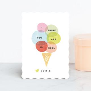 Zabaglione Classroom Valentine's Cards