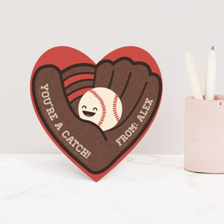 You're A Catch Classroom Valentine's Cards