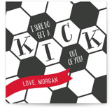 For Kicks by Lauren Michelle
