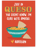 Just in Queso by One Swell Studio