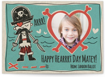 Pirate's Heart by Crystal Manning