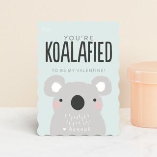 Koalafied Classroom Valentine's Cards