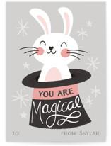Magic Bunny by Jessie Steury