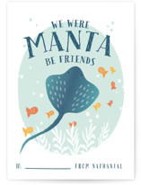 Manta Be Friends by Joanna Griffin