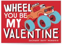 Valentine Wheel by Baumbirdy