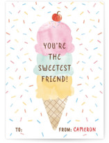 Sweetest Friend by Shirley Lin Schneider