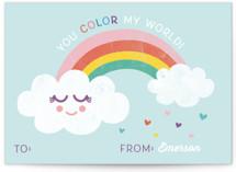 Rainbow World by Shirley Lin Schneider