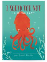 Squid You Not by Itsy Belle Studio