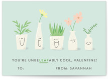 unbeLEAFably cool by Olivia Goree