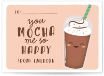 Mocha me happy by Annie Holmquist