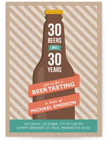 30 Beers For 30 Years