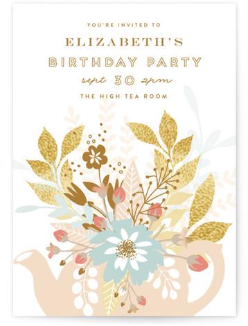 Birthday Party Online Invitations