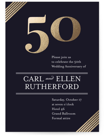 Anniversary Party Online Invitations