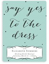 Say Yes to the Dress Party