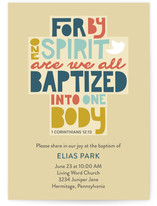 Crafted Baptism by Beth Davis
