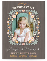 Folksy Flower Birthday by Kelly Maron Horvath