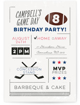 Game Day Party