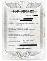 Top Secret Surprise Par... by Audrey O